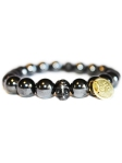 stretch_bracelet_skull_mens_hematite_bead_modelimage1