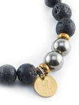 urban_hippie_hematite_lava_bead_gold_czech_glass_power_stone_stretch_bracelet_modelimage2