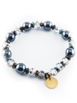 urban_hippie_hematite_power_stone_clear_glass_purple_bead_bracelet_modelimage1