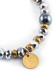 urban_hippie_hematite_power_stone_silver_grey_bead_bracelet_modelimage2